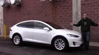 Вот почему Tesla Model X это ужасная машина