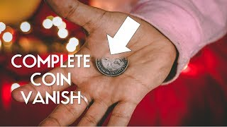 COMPLETE Coin Vanish Tutorial