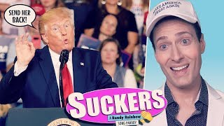 SUCKERS – Randy Rainbow Song Parody
