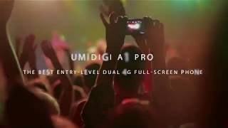 UMIDIGI A1 Pro| The Best Entry-level Dual 4G Smartphone