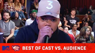 Best of WNO Cast vs. Audience 😂 ft. Chance the Rapper, Pete Davidson & More! | Wild 'N Out