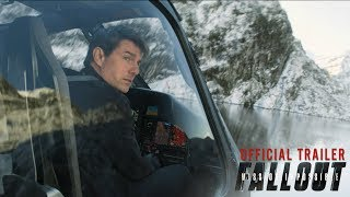 Mission: Impossible - Fallout (2018) - Official Trailer - Paramount Pictures | Kholo.pk