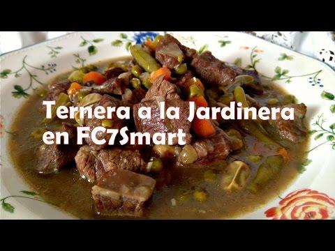 TERNERA A LA JARDINERA | FC7Smart