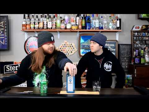 Bombay Sapphire Review!