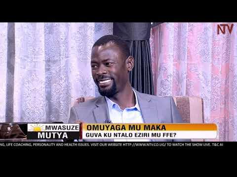 Mwasuze Mutya: Dan Robert Bbale akubulira engeri y'okulwanyisamu entalo eziri munda yo