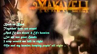 2pac feat  Outlawz   U can be touched