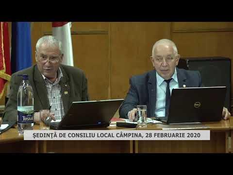 Sedinta CL Campina 28 02 2020