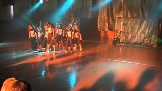 preview picture of video 'Taneční vystoupení Říčany 2013'