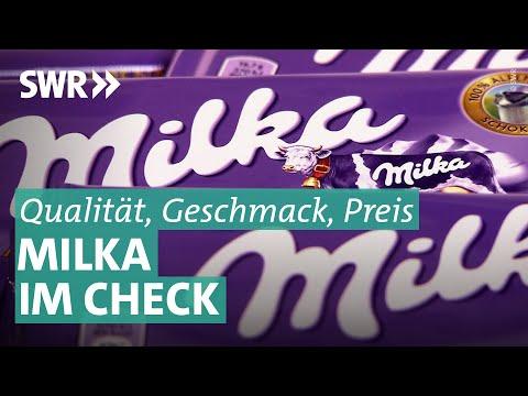 Marktcheck checkt Milka: Die zarteste Versuchung?
