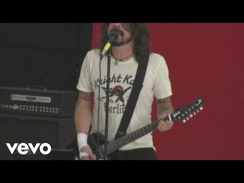 Foo Fighters - The Pretender (Making of)