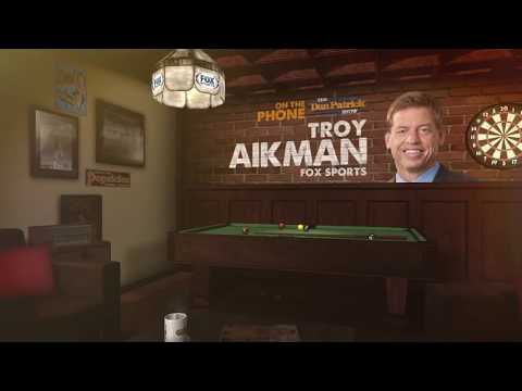 FOX Sports' Troy Aikman Talks Cowboys, Mahomes & More w/Dan Patrick | Full Interview | 10/1/18