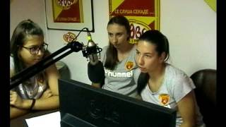 Mila Tamara Jovana vo Radio Bravo