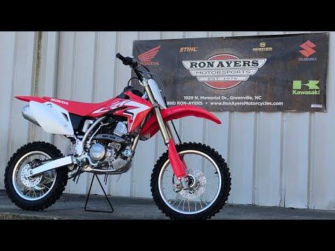 2021 Honda CRF150R in Greenville, North Carolina - Video 1