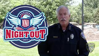 National Night Out with Aztec Police Department