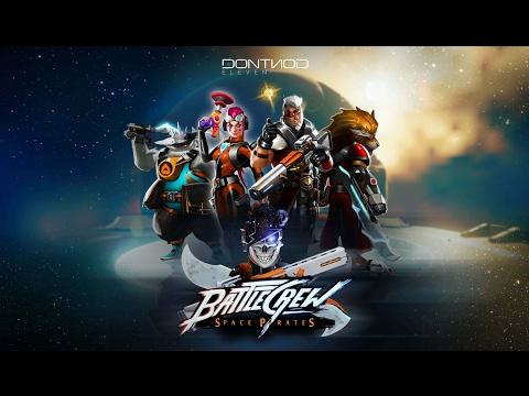 BATTLECREW Space Pirates Steam Early Access Launch trailer thumbnail