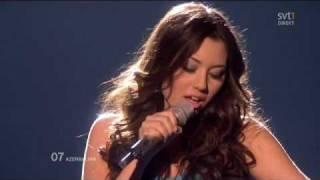 Eurovision Song Contest 2010 - Azerbaijan - Safura - Drip Drop (HD)