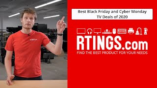 Video: Best Black Friday And Cyber Monday TV Deals Of 2020