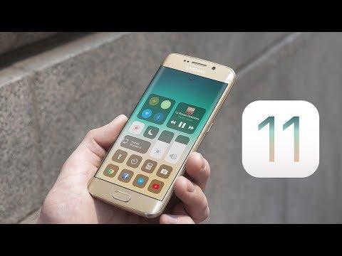 Activa el Centro de Control Estilo IOS 11 en Cualquier Android