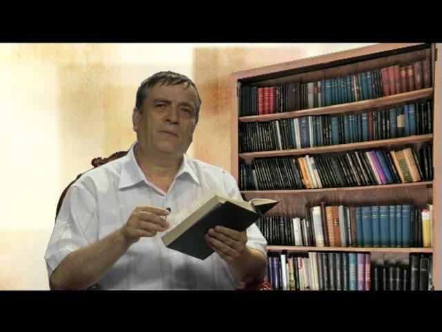 Тълкувание на Евангелието по св.ап. и ев. Йоан, глава 8, Иван Николов - ППТВ