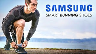 Samsung Galaxy SHOES are COMING!!!