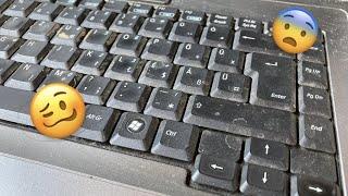 Te jó ég... - ASUS X51RL Laptop karbantartás