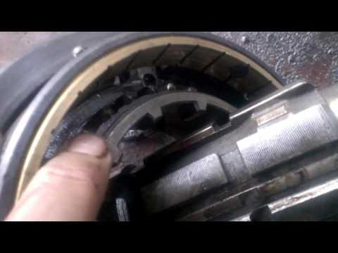 Ремонт КПП ямз 236 не снимая с двигателя.
