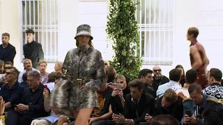 Versace Men's Spring-Summer 2019 | Fashion Show