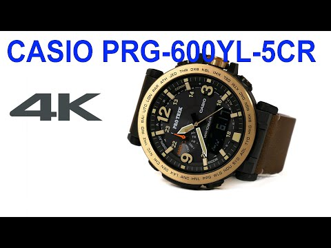 Casio PRG-600YL-5CR ProTrek Watch