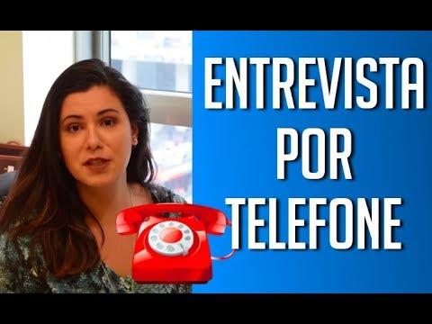 ENTREVISTA POR TELEFONE - TRIAGEM | COMO SER APROVADO