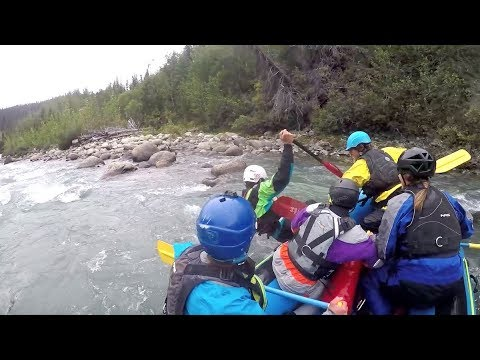 Soul Rafter ep. 12 - STUCK on the Blanchard river