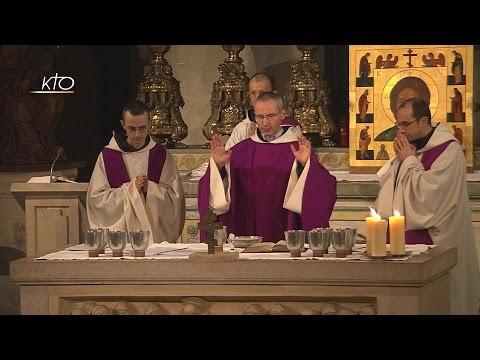 Vêpres et messe du 4 mars 2017