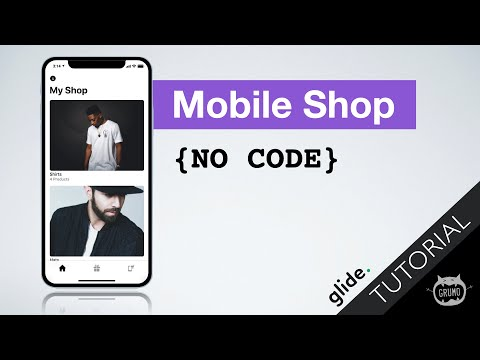 Create a Mobile App to Sell Products Without Coding (2021 Tutorial)