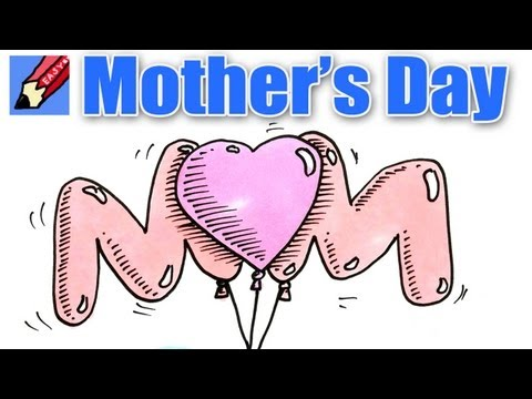 29 Ideas For Mothers Day Drawings Shoo Rayner Author