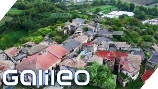 Geisterdorf in Italien   Galileo   ProSieben