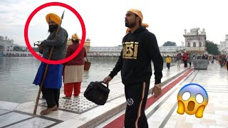 Police Caught My Drone In Amritsar Golden Temple