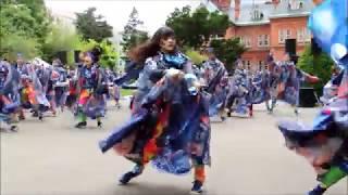 稲場愛香さんYOSAKOIソーランダンス