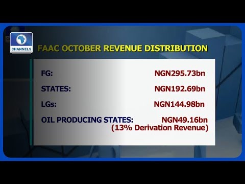 FAAC Distributes NGN702 05bn To FG, States And LGs
