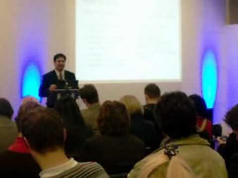 Vikas Joshi at Learning Technology 2010 Speech Part II