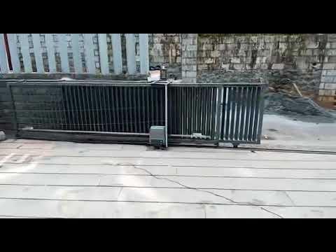 Remote Sliding Gates