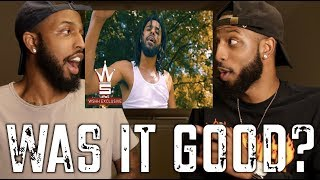 """J COLE """"ALBUM OF THE YEAR"""" FREESTYLE REACTION AND REVIEW #MALLORYBROS 4K"""