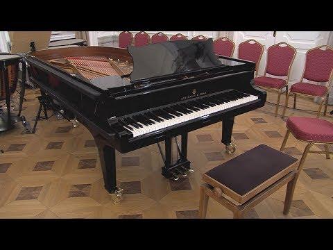 A felújított zongora ünnepélyes átadása - video preview image