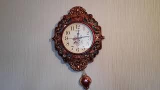 Настенные часы ходики с маятником