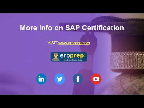 SAP C_TS422_1909 Certification Exam Questions Answers and ...