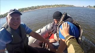 Рыбалка на реке гандурино дер иванчук наша фазенда