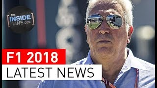 WEEKLY FORMULA 1 NEWS (14 AUGUST 2018)