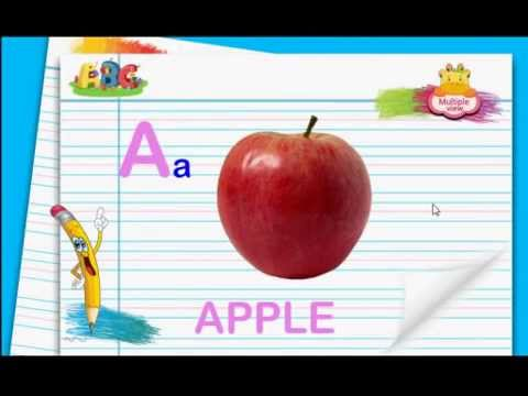 Video of Kids Learn ABC Train & Chart