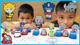น้องบีม | รีวิวของเล่น EP149 | ทรานฟอร์เมอร์มินิคาร์เซอร์ไพรส์ Toys