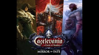 Castlevania: Lords of Shadow - Mirror of Fate HD - All Cutscenes (GameMovie - PC)