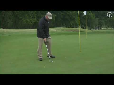 Breaking 80: Putting 3 Tee Drill