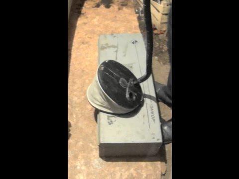 Ремонт лодочного насоса